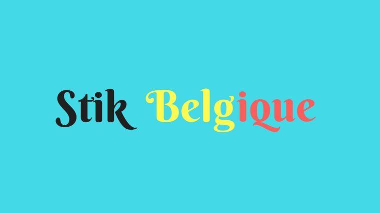 Logo Stik Belgique