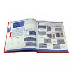 Handboek naaitechnieken - open