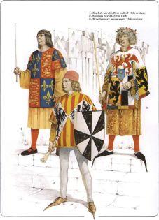 heraldic stripes